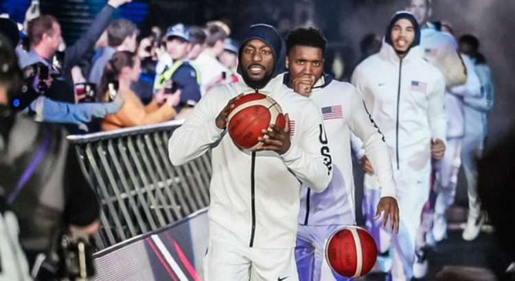 Mesmo com um time D, Estados Unidos ainda são favoritos na China (Foto: Divulgação/USA Basketball)