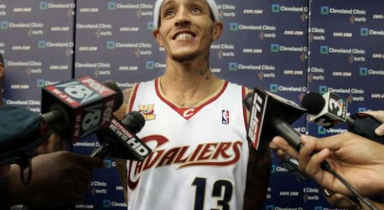 West atuou no Cleveland por duas temporadas (Foto: Divulgação/Cleveland Cavaliers)