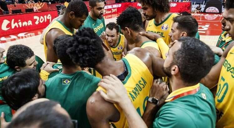 Brasil deixa o Mundial com três vitórias e duas derrotas (Foto: Divulgação/Fiba)