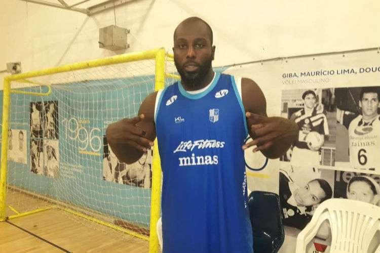 Tyrone é um dos nomes de peso do Minas para 2019/2020 (Foto: Matheus Muratori/Basquete Todo Dia)