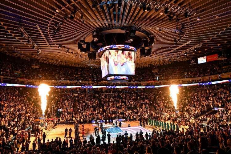 Em 2018/2019, 760 jogos (95%) da temporada regular tiveram todos os ingressos vendidos (Foto: Divulgação/NBA)