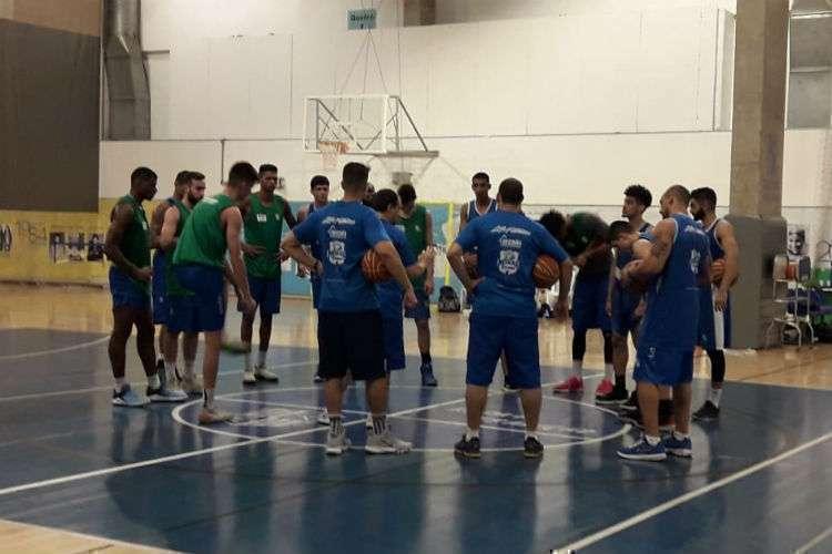 Devon Scott demonstrou confiança no elenco e no treinador (Foto: Matheus Muratori/Basquete Todo Dia)