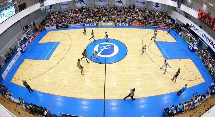 Unifacisa será a sede do Torneio Integração (Foto: Daniel Nery/Unifacisa)