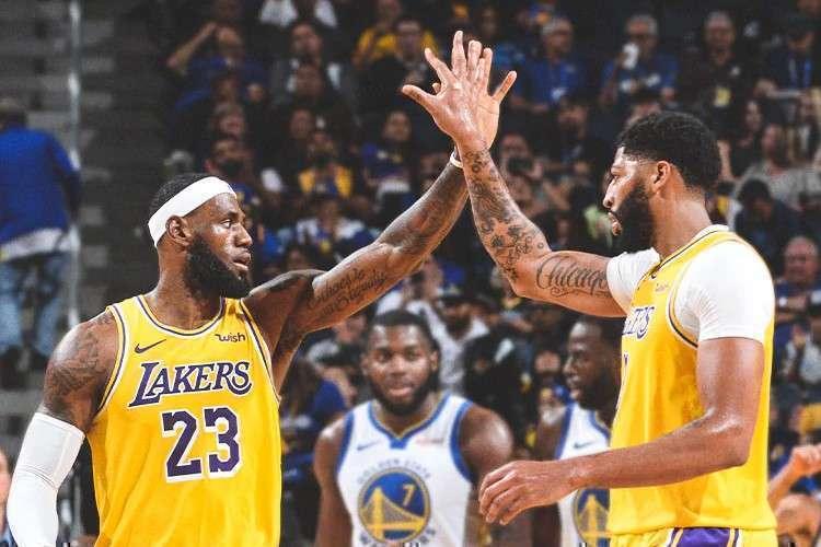 Los Angeles Lakers será a equipe com mais jogos transmitidos para a TV brasileira (Foto: Divulgação/Los Angeles Lakers)
