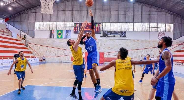 Leandrinho anotou 17 pontos no triunfo desta quarta-feira (Foto: Arthur Marega/São José Basketball)