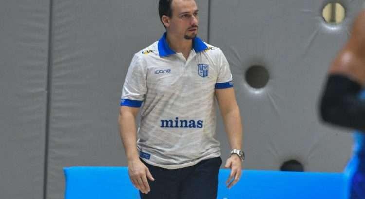 Leo Costa terá problemas para os próximos dois jogos (Foto: Orlando Bento/Minas)