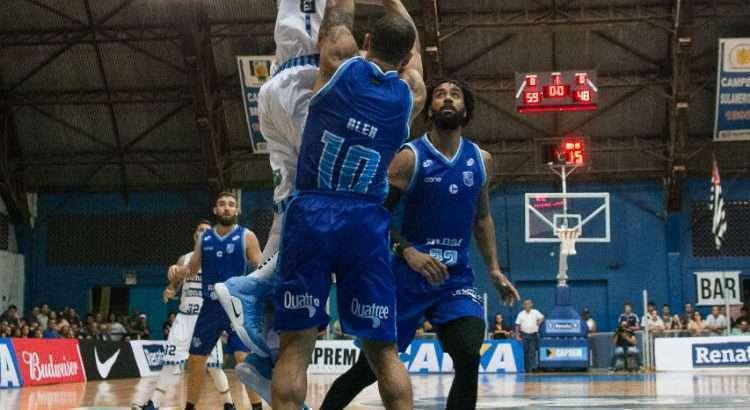 Minas vem de boa vitória contra Rio Claro (Foto: Marfim Photo Sports/Rio Claro)