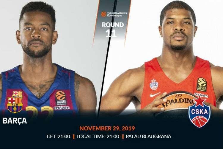 Equipes se enfrentam nesta sexta-feira, com transmissão do DAZN (Foto: Divulgação/EuroLeague)