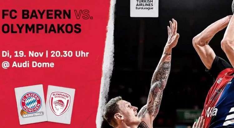 Equipes se enfrentam nesta terça-feira, com transmissão do DAZN (Foto: Divulgação/Bayern)