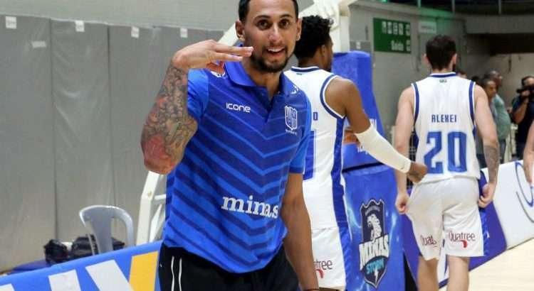 Jackson diz que está pronto para estrear pelo Minas (Orlando Bento/Minas)