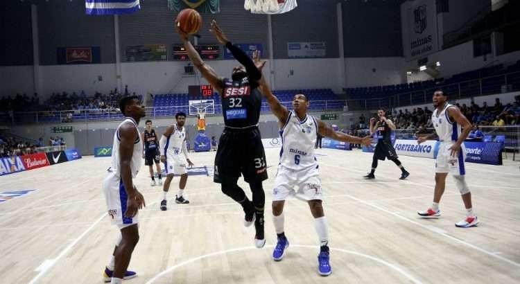 David Jackson anotou 23 pontos na vitória deste sábado (Foto: Orlando Bento/Minas)