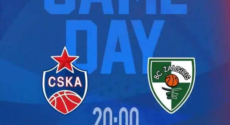 Equipes se enfrentam nesta quinta-feira, com transmissão do DAZN (Foto: Divulgação/CSKA)