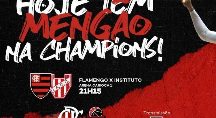Equipes se enfrentam nesta sexta-feira, com transmissão do DAZN (Foto: Divulgação/Flamengo)
