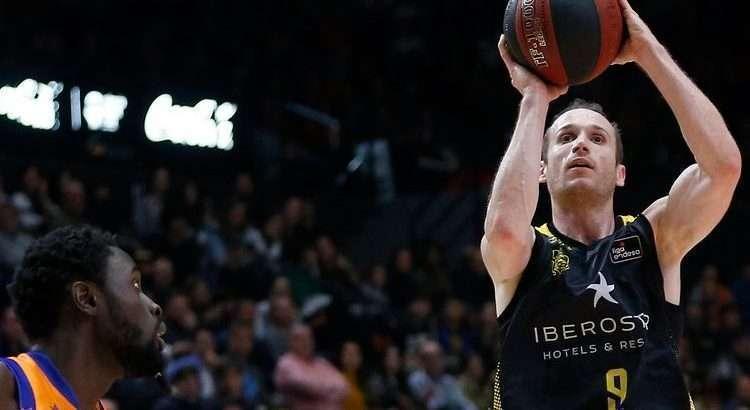 Huertas foi eleito MVP latino em cinco das 15 rodadas desta Liga ACB (Foto: Divulgação/Canarias)
