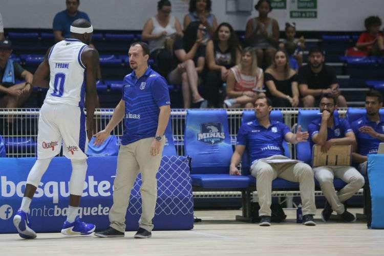 Leo Costa acha que a equipe ainda pode ser mais constante (Foto: Ignácio Costa/Minas)