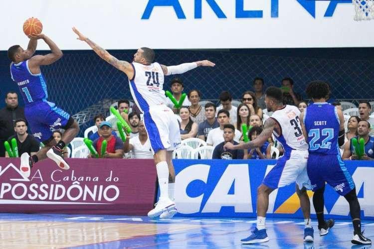 Gui Deodato começou a partida como titular (Foto: Divulgação/Unifacisa)