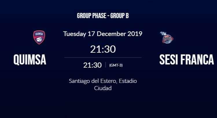 Equipes se enfrentam nesta terça-feira, com transmissão do DAZN (Foto: Divulgação/Champions League Américas)
