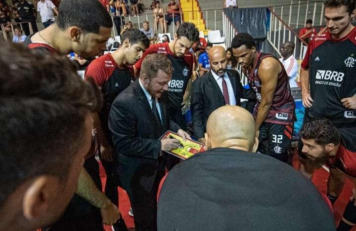 Flamengo venceu a série contra Fuerza Regia por 2 a 0 (Foto: Paula Reis/Flamengo)
