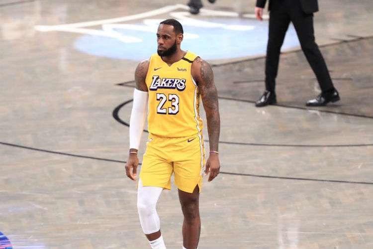 LeBron James atuará no All-Star Game da NBA pela 16ª vez (Foto: Divulgação/Los Angeles Lakers)