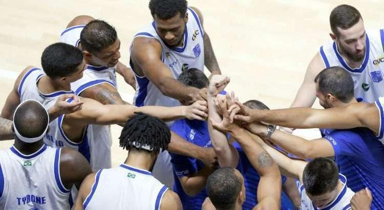 Minas tem, efetivamente, 12 jogadores no elenco principal (Foto: Orlando Bento/Minas)