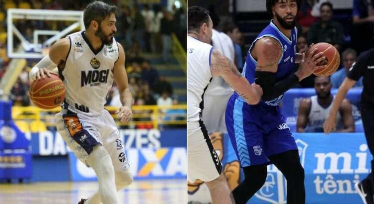 André Hóes e Devon Scott constam nas minhas indicações ao Jogo das Estrelas (Fotos: Antonio Penedo/Mogi; Orlando Bento/Minas)
