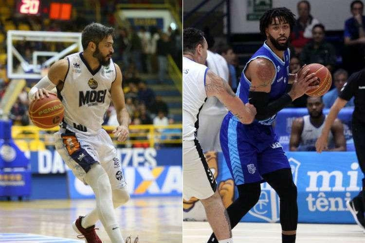 André Góes e Devon Scott constam nas minhas indicações ao Jogo das Estrelas (Fotos: Antonio Penedo/Mogi; Orlando Bento/Minas)