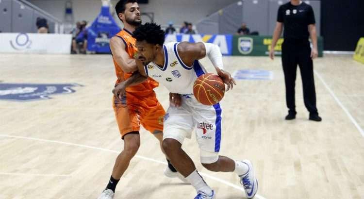 Leandrinho, do Minas, anotou 22 pontos e 11 assistências (Foto: Orlando Bento/Minas)