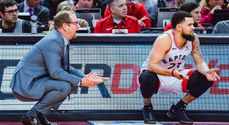 Atual campeão Toronto Raptors teve perdas importantes de uma temporada para outra, mas segue na prateleira de cima da NBA (Foto: Divulgação/Toronto Raptors)