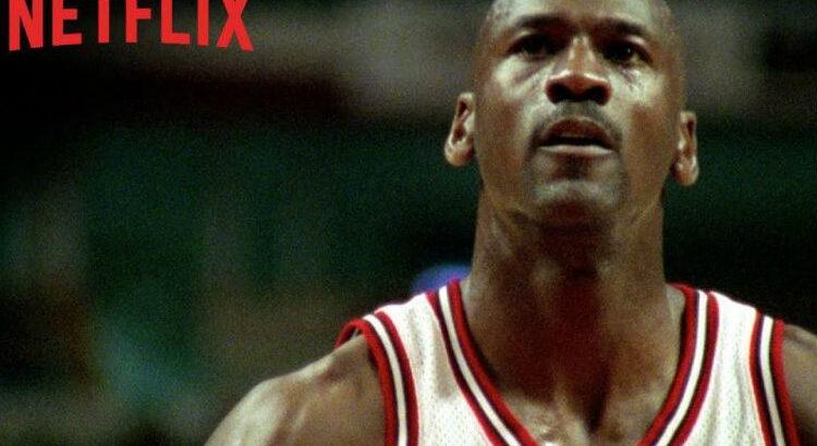 Michael Jordan é considerado o maior jogador de basquete da história (Foto: Divulgação/Netflix)