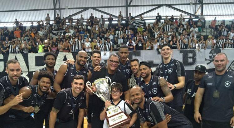 Botafogo é o atual campeão da Liga Sul-Americana (Foto: Divulgação/Botafogo)