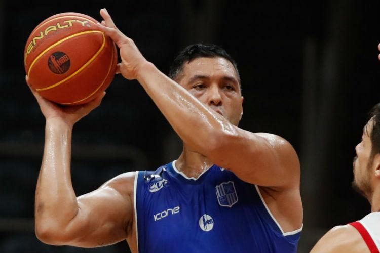 JP Batista foi o melhor jogador da partida (Foto: Gilvan de Souza/LNB)