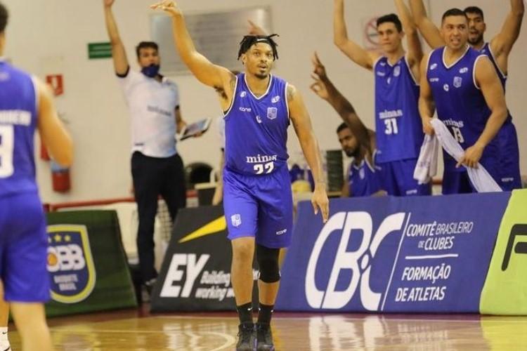 Minas se junta ao Grupo D, junto de Flamengo e Instituto (Foto: Divulgação/Minas)