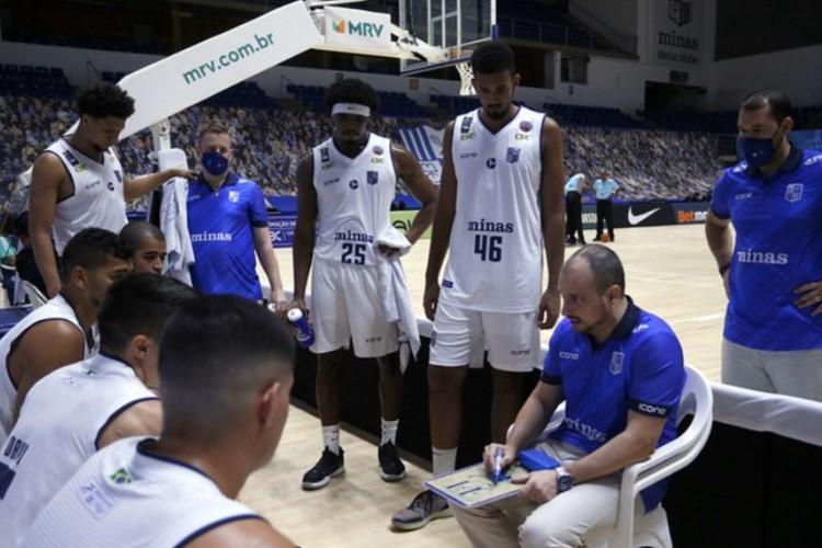Minas é o vice-líder do NBB, com 17 vitórias e duas derrotas (Foto: Orlando Bento/Minas)