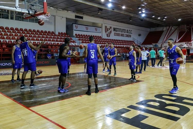 Minas vai disputar três jogos em Brasília e pode disputar mais três na Nicarágua (Foto: Divulgação/Fiba)
