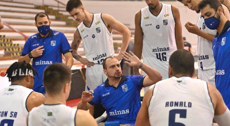 Minas já se assegurou na segunda posição do NBB (Foto: Willian Oliveira/Foto Atleta)
