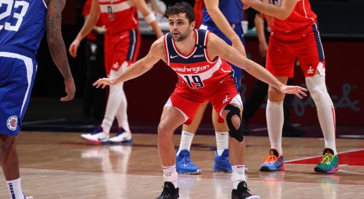 Raulzinho tem sido muito utilizado no Wizards (Foto: Ned Dishman/NBA)