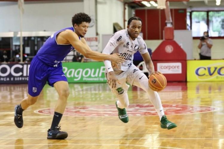 Minas venceu o Bauru por 85 a 75 no primeiro turno do NBB (Foto: Willian Oliveira/FotoAtleta)