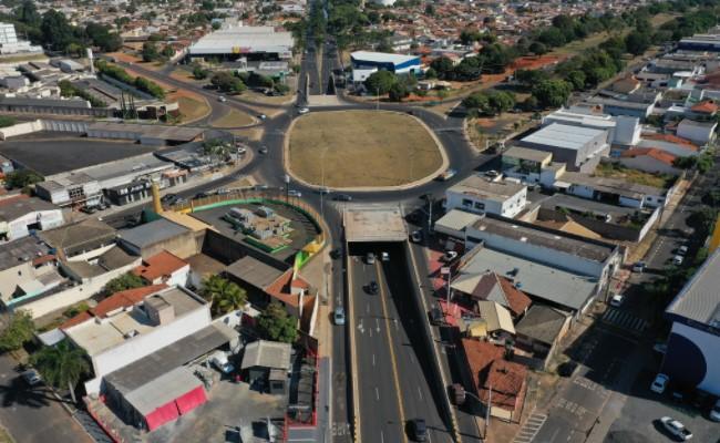 Uberlândia, cidade da Região do Triângulo Mineiro (Foto: Divulgação/Prefeitura de Uberlândia)